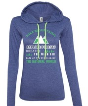 Hike Mountains Explore Forests T Shirt, Breathe The Wild Air Shirt (Anvil Ladies - $37.99+