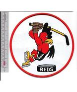 AHL American Hockey League Rhode Island Providence Reds 1936 1977 Civic ... - $10.99