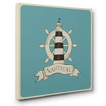 Nautical Lighthouse CANVAS Wall Art Home Décor - $42.51