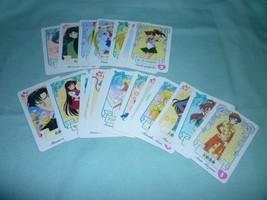 Sailor moon LOT 22 card box Princess Sagase S Japan collection anime HTF - $55.98