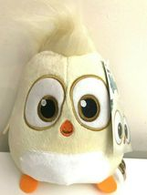 """6"""" Yellow Angry Birds Hatchlings Plush Toy . Licensed. New - $16.99"""