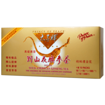 Prince of Peace Wild American Ginseng Instant Tea, 100 sachets - $71.26+