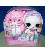 """BABY born Surprise Cuddle Baby Pet Bunny 9""""H New - $18.88"""