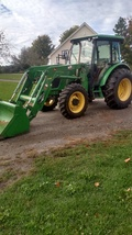 2008 John Deer 5101E For Sell in Albion,Me. 04910 image 5