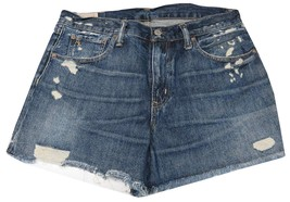 Polo Ralph Lauren Polo Womens Kylie Wash Crosby Denim Shorts Size 27 Nwot - $37.45