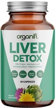 Organifi: Liver Detox - Herbal Liver Detox and Support - 30 Day Supply - $115.08
