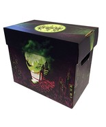 Boxes In Action - JOKER Style Art SHORT COMIC Storage Box City of Smiles - $22.99