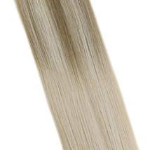 【7 Days Coupon】Sunny Prebonded U Tip Human Human Hair Extensions-Balayge Color H image 2