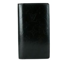 Authentic LOUIS VUITTON Sara Amarante Vernis Leather Bi-fold Long Wallet... - $147.51