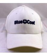 Blue Coat Security Magic Ultrafit ONe Size White Baseball Hat Cap New - £11.44 GBP