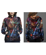 Heroes Of The Storm Key Art Zipper Hoodie Women's - $48.99+