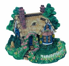 Cherished Teddies village sculpture collection Picnic for Two 2 cottage ... - $48.33