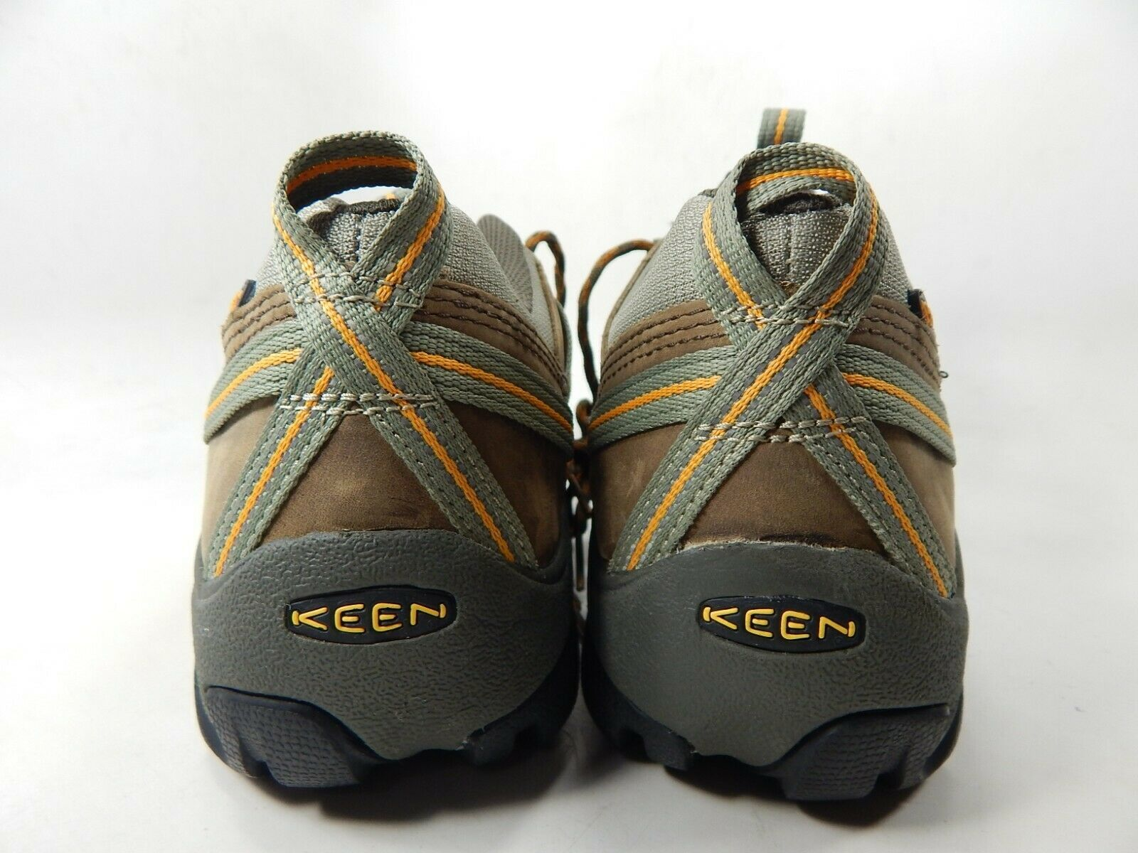 Keen Voyageur Low Top Size US 10.5 M (D) EU 44 Men's Trail Hiking Shoes Brown image 6