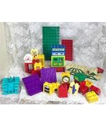 LEGO DUPLO Building Blocks Bulk Lot  1lb. 1 oz. 32 Pieces - Special Pieces - $28.04