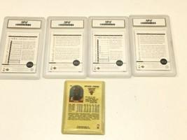 Lot of 5 Michael Jordan 1994 Upper Deck Cards ?Graded 10 Mint image 2