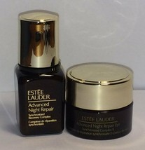 Estee Lauder Advanced Night Repair Synchronized Recovery & Eye II Complex - Lot - $19.98