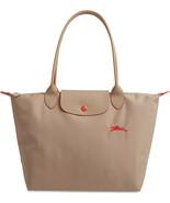 Longchamp Le Pliage Club Small Nylon Tote Shoulder Bag ~NEW~ Mink - $122.96