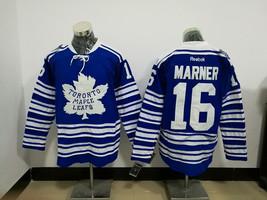 Swen Logo Maple Leafs 16 Mitch Marner Blue Winter Heritage Classic Jersey - €44,37 EUR