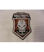 Call Of Duty Black Ops II Iron On Embroidered Pocket Patch, BN - $18.56