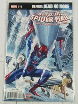 The AMAZING SPIDER-MAN 016 16 ROSS Cover Spiderman Marvel comic Book - C... - $3.99
