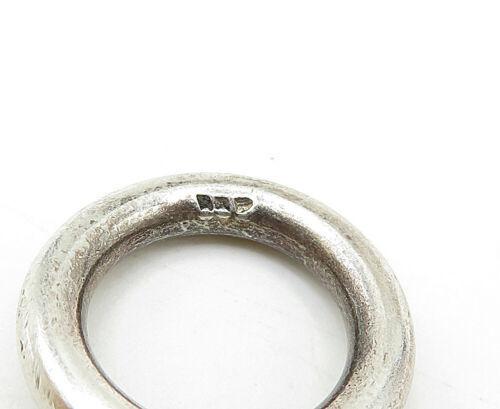925 Sterling Silver - Vintage Large Polished Anchor Link Chain Bracelet - B5453