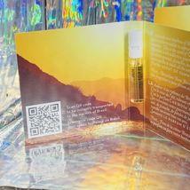 2x SOL DE JANEIRO CHEIROSA 62 Eau De Perfume Carded Vials Smells Like BUM BUM image 4