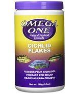 Omega One Cichlid Flakes, 5.3 oz - $14.44