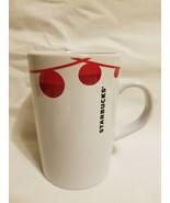Starbucks 2012 red dot Holiday Christmas Coffee cup mug - $19.79