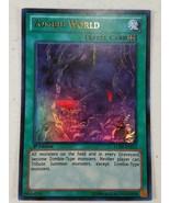 Yu-gi-oh! Trading Card - Zombie World - LCJW-EN213 - Ultra Rare - 1st Ed. - $10.00