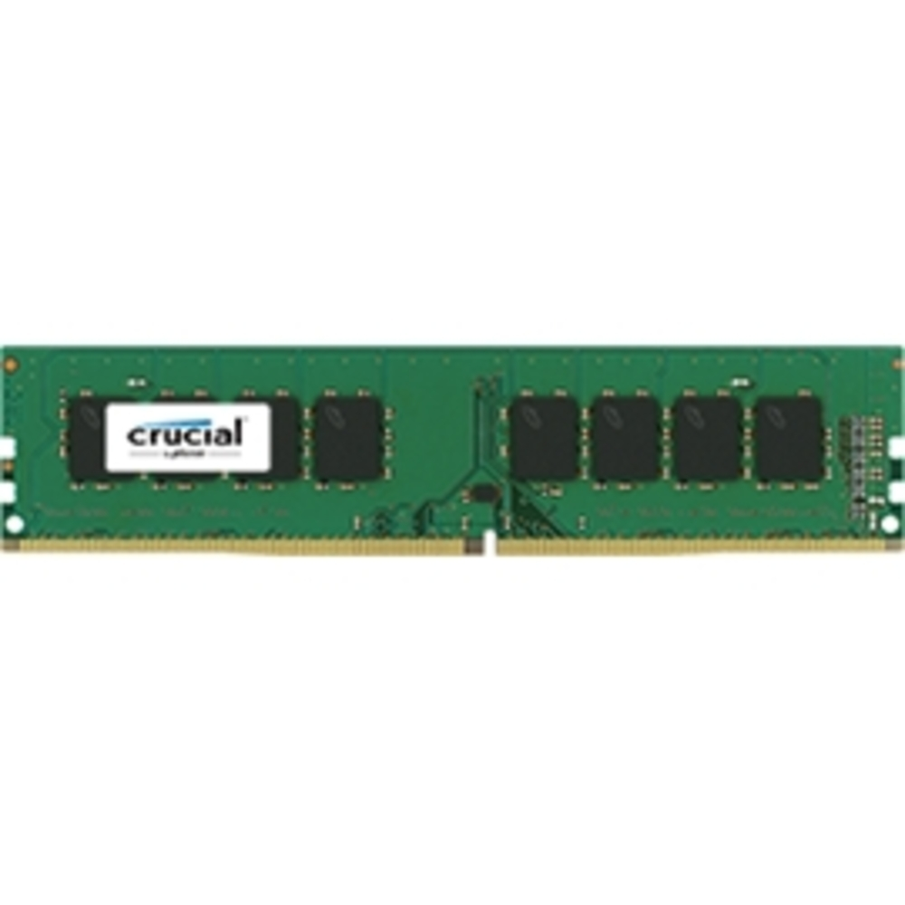Primary image for Crucial Memory CT8G4DFS824A 8GB DDR4 2400 Unbuffered Retail