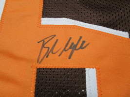 BAKER MAYFIELD / CLEVELAND BROWNS / AUTOGRAPHED CUSTOM FOOTBALL JERSEY / COA image 4