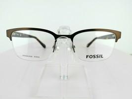 Fossil FOS 7005 (O9Q) Satin Brown 52 X 20 150 mm Eyeglass Frames - $47.96
