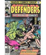 The Defenders Comic Book #52, Marvel Comics 1977 FINE - $3.25