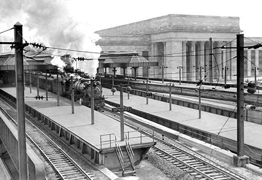 30th Street Station, Philadelphia, PA by FREE LIBRARY OF PHILADELPHIA - Art Prin - $19.99 - $179.99