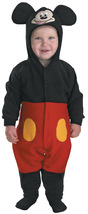 Baby Mickey Mouse , Infant Halloween Costume , 12 to 18 MONTHS , Free Shipping - £25.16 GBP