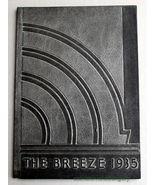 1935 Storm Lake Iowa High School Breeze Yearbook - $24.99