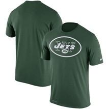 New York Jets Mens Nike Logo Essential DRI-FIT T-Shirt - XXL/XL/Large - NWT - $24.99