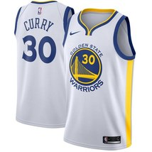 Nike NBA Youth Stephen Curry Official Swingman Golden States Warriors Wh... - $39.99