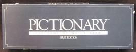 VINTAGE 1985 PICTIONARY First Edition Game Original RARE - $28.04