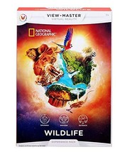 View-Master Experience Pack National Geographic: Wildlife - $9.85
