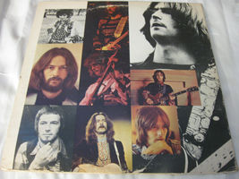 Eric Clapton History Of Atco SD 2-803 Stereo Double Vinyl Record LP image 4