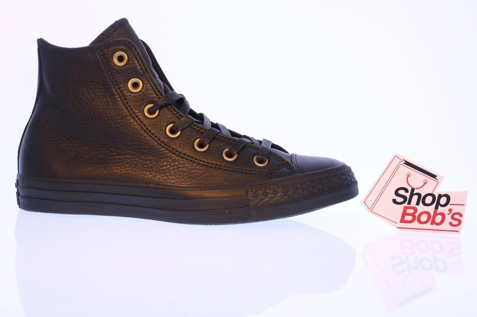 ... wholesale s l1600. s l1600. nib converse custom chuck taylor all star  black leather ... 719adc40a