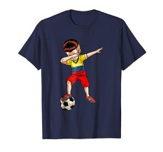 Brother Shirts - Dabbing Soccer Boy Colombia Jersey Shirt - Football Tee Gift Me - $19.95+