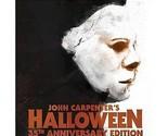 Halloween Blu-ray Disc -35th Anniversary NEW - Jamie Lee Curtis
