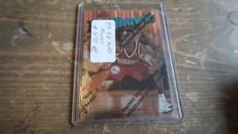 1997-98 Topps Finest Ballhawks Allen Iverson #57 - $2.96