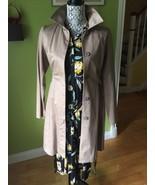 Tristan & America Women Tan Coat, Size S - $24.00