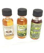 Home For ALL The Holidays Fragrance Oils Pack of 3-1/2 Ounce (15 ml) Bot... - $14.85