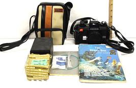 Nikonos IV-A 35mm Underwater Film Camera w/f 2.5 Nikkor Lens w/Case Lens... - $123.69