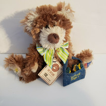 Boyds Bear Special Edition Daffodil Days Carrie Soft Plush with Tags 2008 - $7.69
