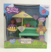 Caring Corners Doll Playset Picnic in Paradise Mom Figure Learning Curve... - $44.50